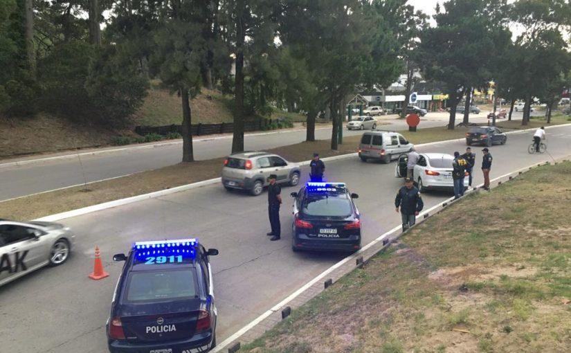 V. Gesell: Brote de Covid en la policía