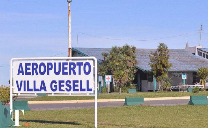 V. Gesell: AVANZA EL PROYECTO PARA AMPLIAR EL AEROPUERTO